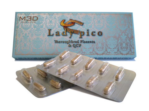 M3D Lady pico (プラセンタ)