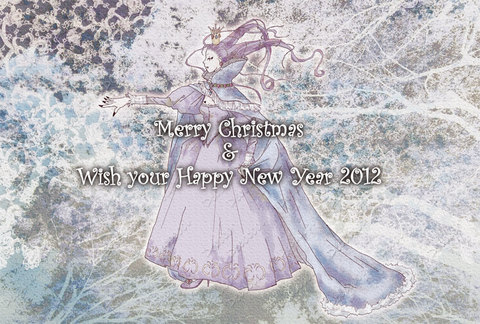 2011 deco_Christmas Card