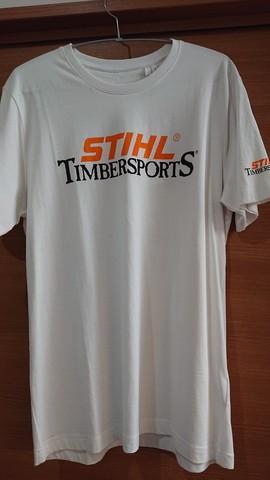 STIHL Tシャツ(ホワイト)