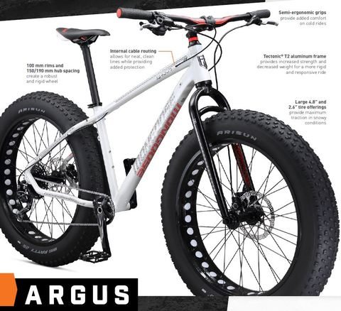 2018 MONGOOSE ARGUS COMP