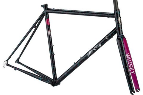 ALLCITY  10th Mr.PINK FrameSET 46cm
