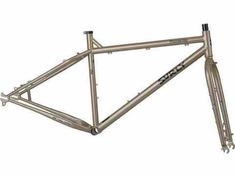 "SURLY ""MOONLUNDER ""FRAME/FORK"