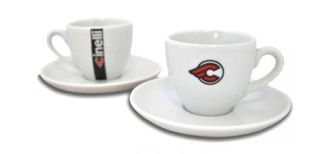 """cinelli """"espresso cup set"""""""