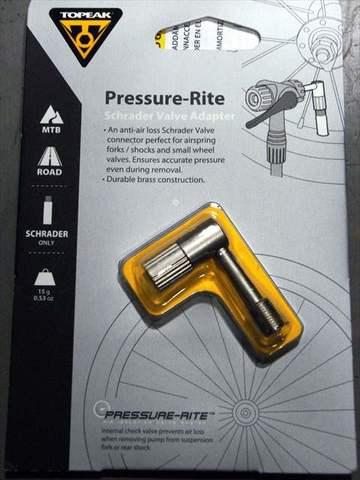 "TOPEAK ""Pressure Rite"""