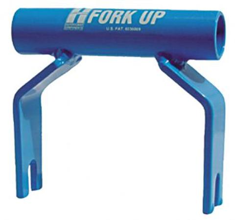 """HURRICANE COMPONENTS """"FORK UP STANDARD 20mm AXLE"""""""