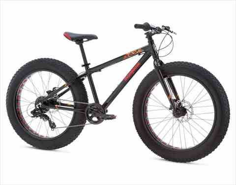 2017 MONGOOSE ARGUS KIDS 24