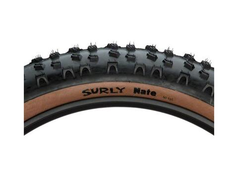 SURLY NATE TIRE 26x4.0 60TPI SKINWAL