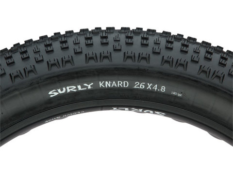 "SURLY ""KNARD TIRE"" 26x4.8 60TPI"