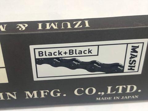 IZUMI MASHxIZUMI JET BLACK CHAIN