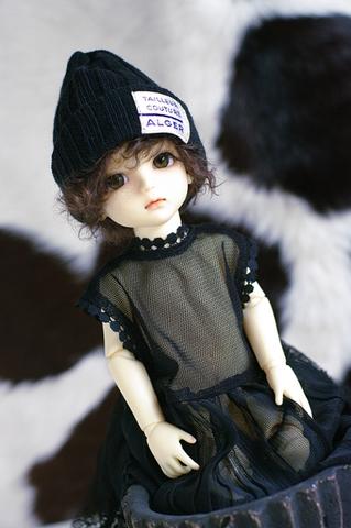 MSDニット帽 / クロ
