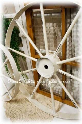 *natural*デプリアイアンホイール*車輪(L)