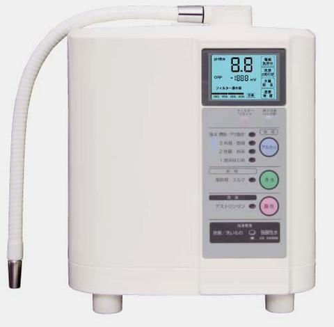 エクセルFX   水素水(電解アルカリイオン還元水)+強酸性次亜塩素酸水を生成できます