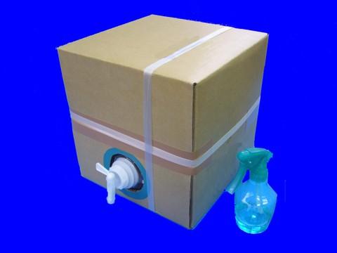 強アルカリ水        pH13.1  20L  コック付き
