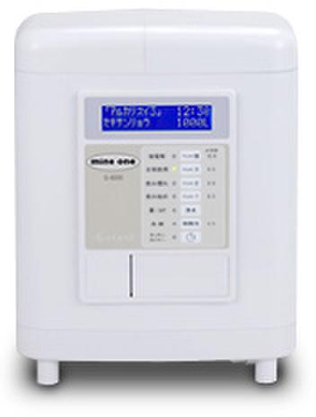 アルカリイオン整水器 ミネHワンG6000