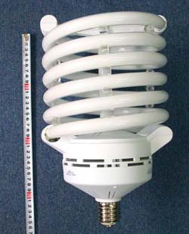 水銀灯用蛍光灯         400W型             5000ケルビン            ※密閉型器具には使用できません