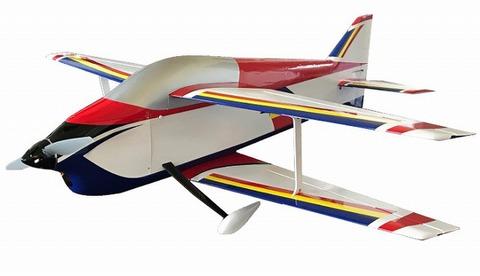 "AJ Aircraft Proteus Biplane 62"""