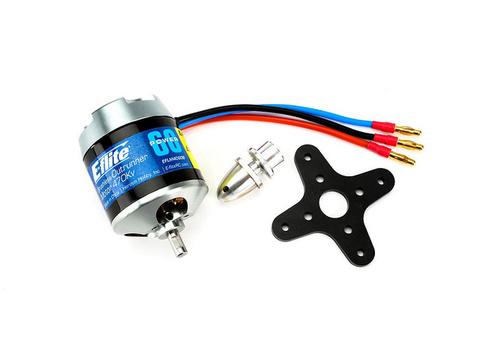 E-FLITE Power 60 Brushless Outrunner Motor