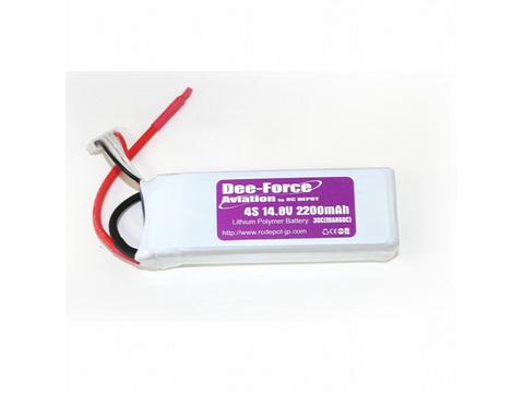 Deeforce Lipoバッテリー動力用 4S