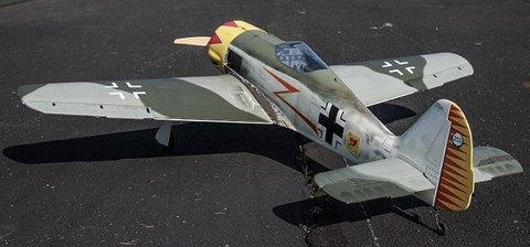 FW-190 フィッケウルフ