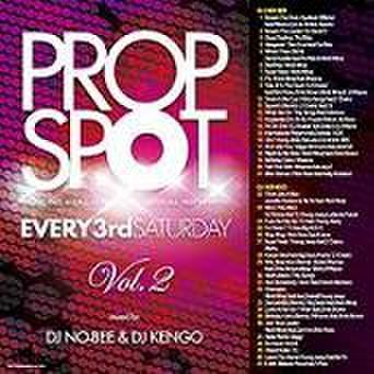 DJ NO-BEE & DJ KENGO / PropSpot MIX vol.2