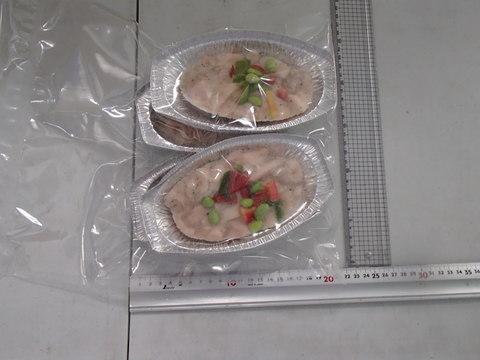 (355)白子 オイル漬 アルミ皿付