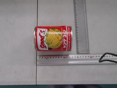 (252)ヤングコーン 缶詰4号缶
