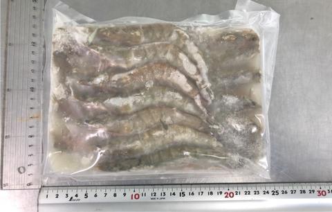 (328)ソフトシェルシュリンプ バナメイ大 約20尾
