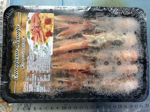 (49)アカザ海老 NO.4 400gパック