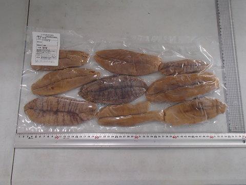 (459)季節の魚卵のカラスミ