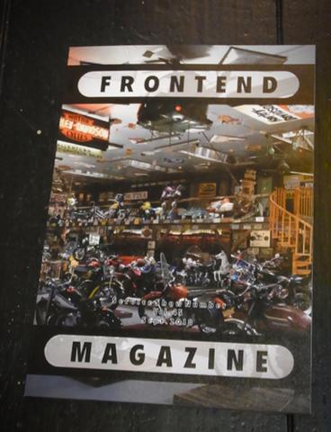 FRONTEND MAGAZINE vol.45