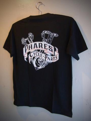 SPEED BONES - S/S T-shirt (BK)