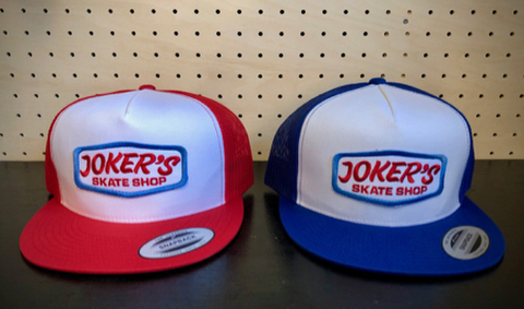 Joker's Mesh Hat
