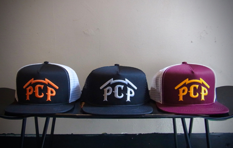 PCP EMBROIDERED HAT