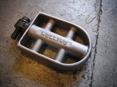 Mullins Chain Drive - KICKER PEDAL