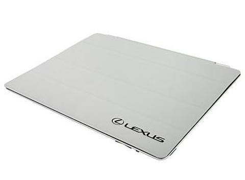 Lexus iPad Logo Cover