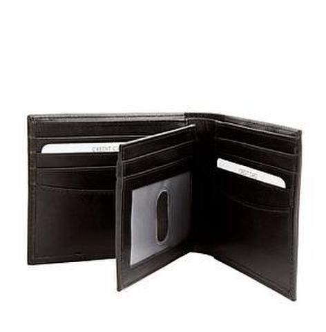 Lexus Leather Mens Wallet Type-2