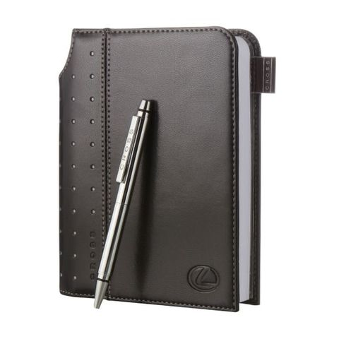 Lexus Cross Signature Journal with Pen
