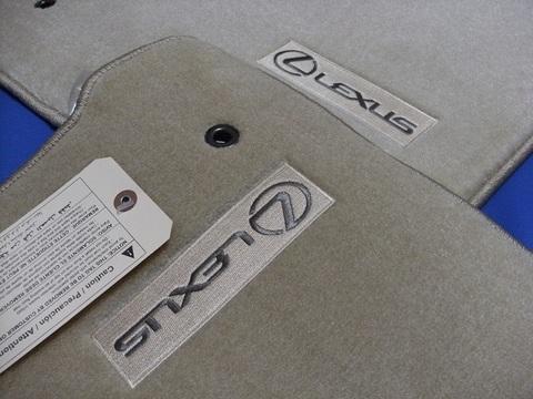 2008 LEXUS LX570 フロアーマット (LHD)