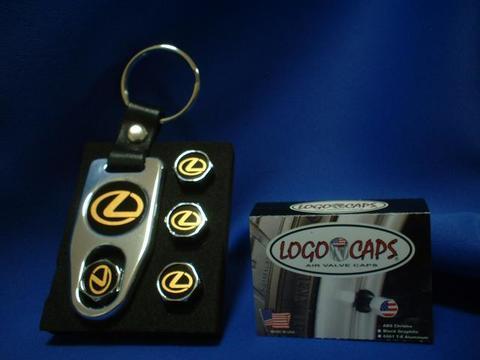 2005 Lマークホイールバルブキャップギフトセット