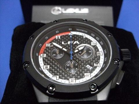 Lexus Meister LFA Watch