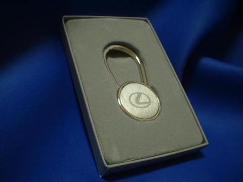 Lexus Padlock Keychain