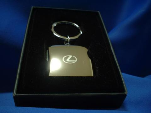 Lexus Double Photo Key Tag
