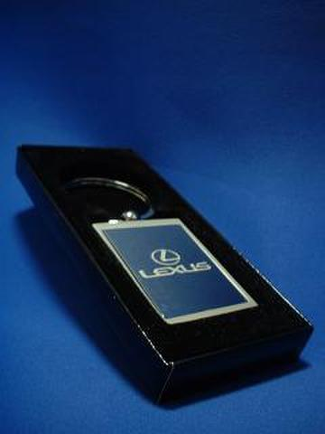 Lexus Alpha Key Chain
