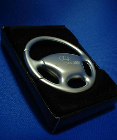 Lexus Steering Wheel Key Holder