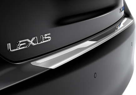 EU LEXUS 2016 GS/GS-F リアバンパープロテクションプレート