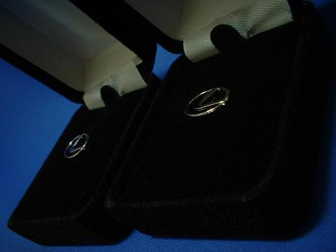 Lexus Lapel Pin
