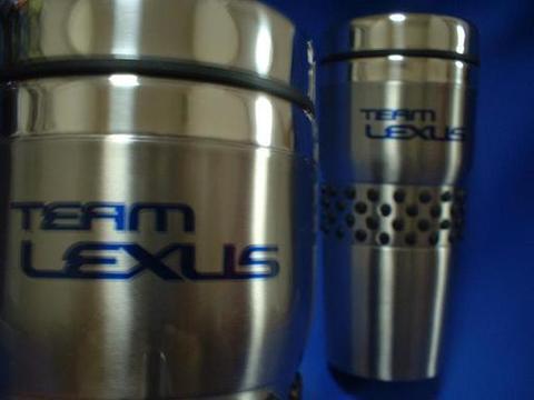 Team Lexus Malibu Tumbler