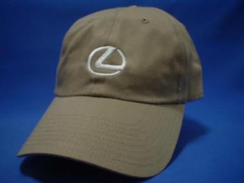 LEXUS NIKE GOLF CAP(ブラウン)