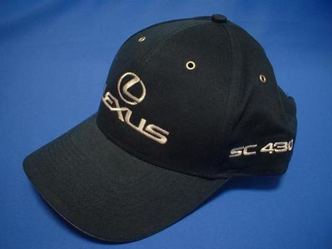 Lexus SC430 Washed Twill Cap