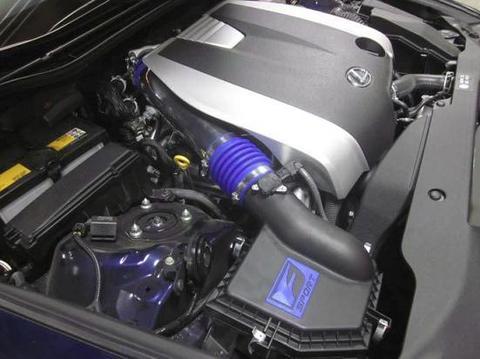 2015 IS250/350 F-Sport エアーインテークシステム